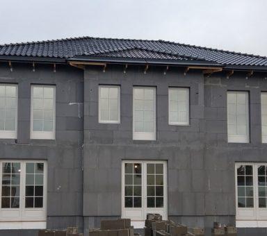 (Eesti) Kivikatuse ehitus eramajale